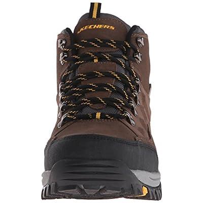 Skechers Men's Relment Pelmo Chukka Waterproof Boot | Hiking Boots
