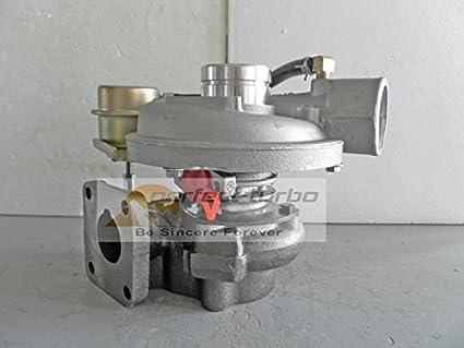 96-05 Iveco-Sofim Daily 2.8L TD 8140.43.3700 TD04 Turbo 49135