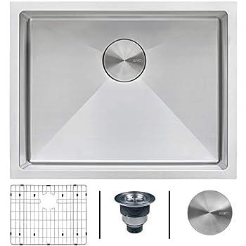 Starstar 25 X 22 Single Bowl Kitchen Sink Undermount 304