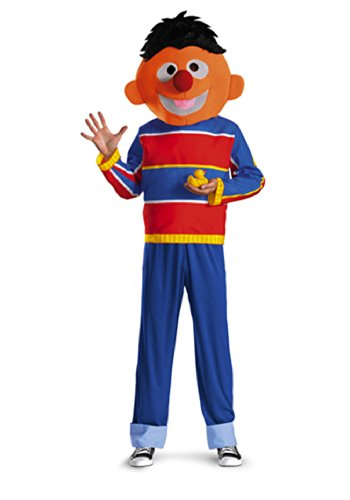 DIS50 (Ernie And Bert Costume)