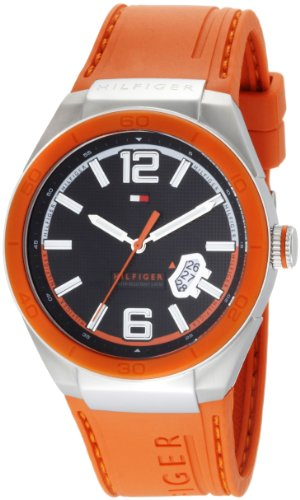 Tommy Hilfiger 1790726 Embossed Stainless