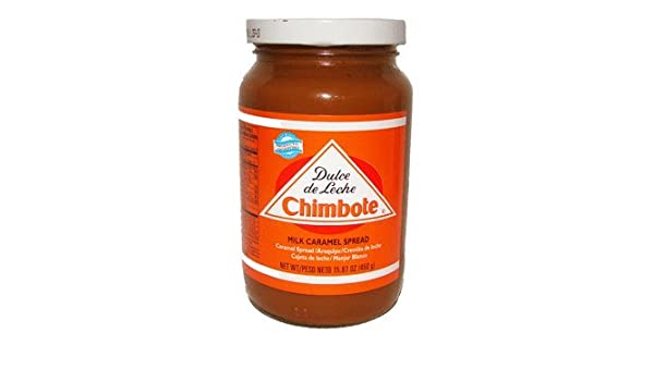 Amazon.com : Chimbote Dulce De Leche 15.87oz : Gourmet Food : Grocery & Gourmet Food