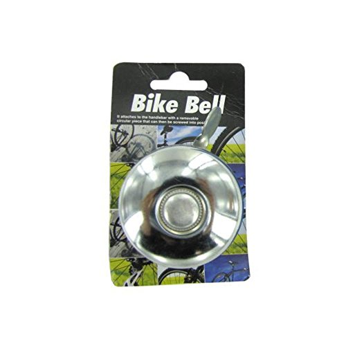 Metal Bike Bell 96Pcs by FindingKing (Image #1)
