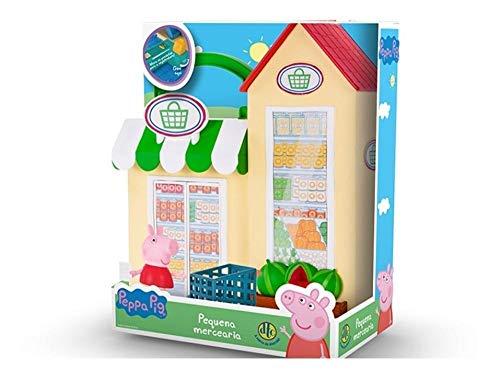 Brinquedo Peppa Pig - Pequena Mercearia - Original