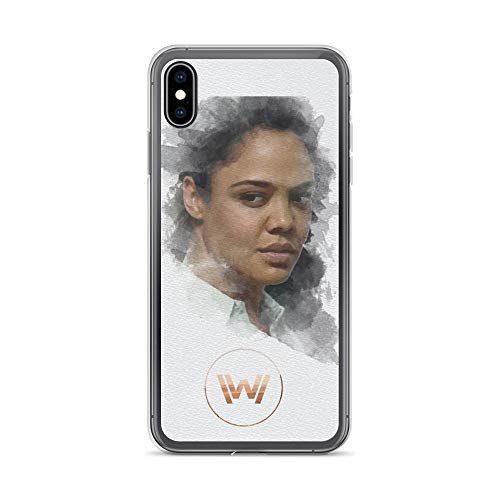 (iPhone Xs Max Case Anti-Scratch Television Show Transparent Cases Cover Charlotte Tv Shows Series Crystal)