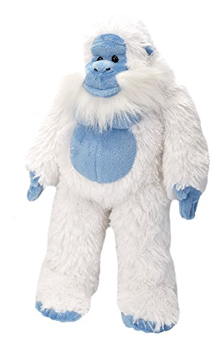 (Wild Republic Animal Planet Yeti Plush, Stuffed Animal, Plush Toy, Gifts for Kids,  12 Inches)