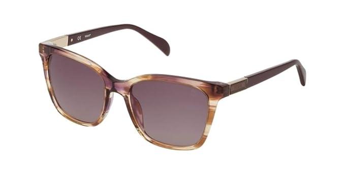 Tous STOA25 SHINY STREAKED PURPLE (09G2) - Gafas de sol ...