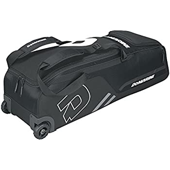 DeMarini Momentum Wheeled Bag, Black