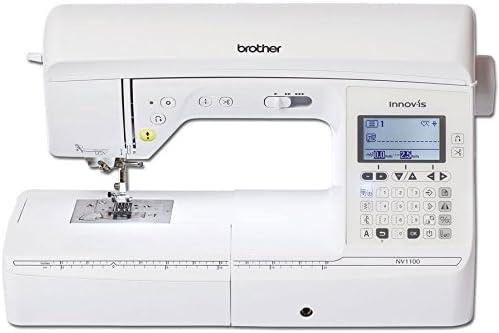 Máquina de coser Brother Innovis 1100 – Garantía 5 años: Amazon.es ...