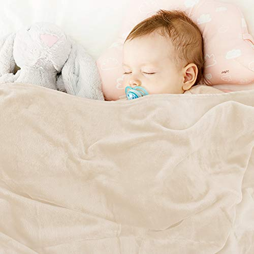 EMME Fleece Baby Blanket
