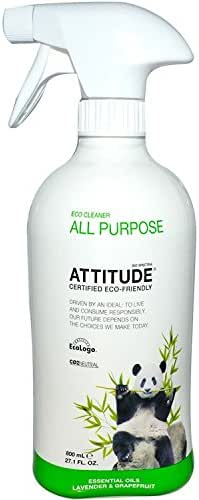 Multi-Surface Cleaner: Attitude All Purpose