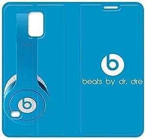Beats caso U9T25D8 Samsung Galaxy S5 tirón del cuero funda V1E83E8 único teléfono caso funda para los hombres