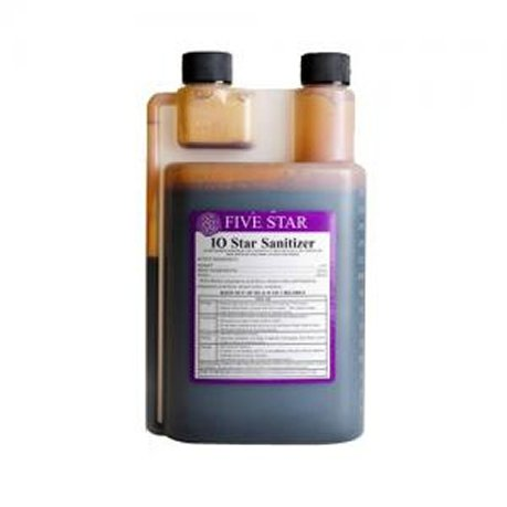 Based Sanitizer (IO Star Iodine Sanitizer 32 oz)
