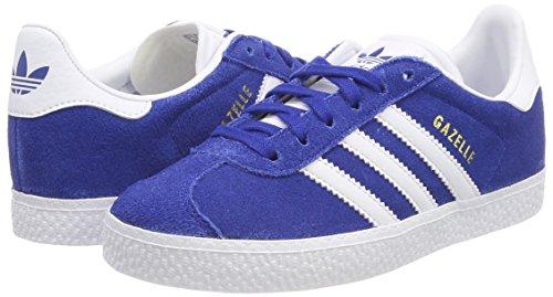 Adidas Basses reauni Unisexe Ftwbla Enfants Bleu 000 Gazelle Baskets Pour r0XBxqrE