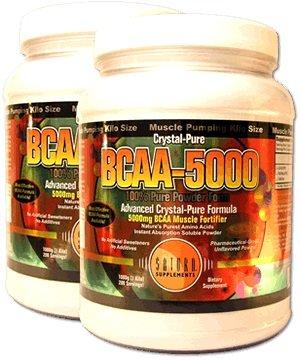 BCAA-Crystal Pure Powder/1Kg 【サターンサプリメントアメリカから海外直送品】 BCAA クリスタピュアパウダー1Kgグラム B00HXHN5BO