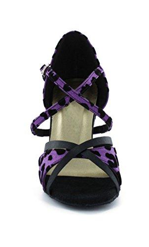 3 Ballo Flower Minitoo Women's Shoes Balza Scarpe Moda 6 Fashion Stile Dance Con Per In Donna Da Style 1 Vintage Performance qqEwTPfx