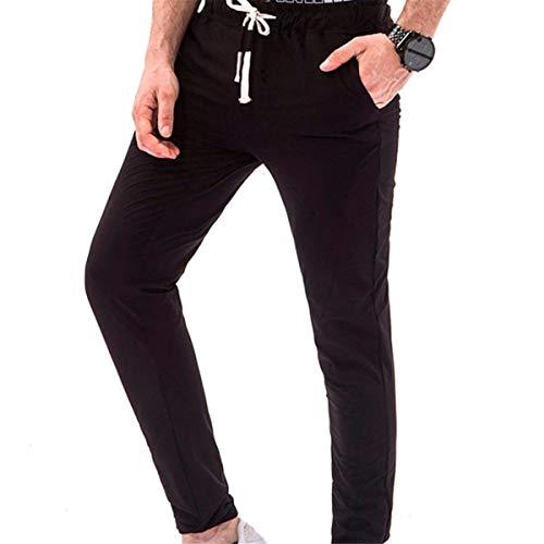 Targogo Pants Pockets Fitness Survêtement Sport Jogger For Men Casual Noir Basic Loisirs Gym qqdtrU0Y