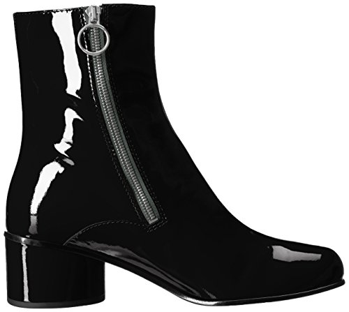Marc Jacobs Womens Crawford Double Zip Ankle Fashion Boot Black L8TRlt
