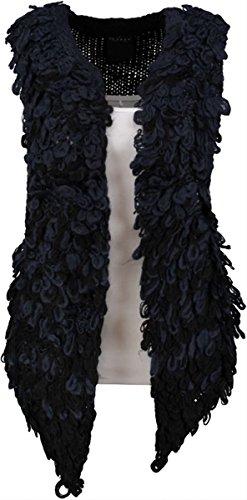 10 Femme Blouson Feet Multicolore Medium Mehrfarbig qOqSCEw