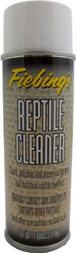Fiebing's Reptile Cleaner, (Reptile Buckle Belt)