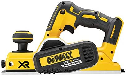 Dewalt DCP580NT-XJ Cepillo para madera XR 18V Brushless, incluye caja de herramientas TSTAK VI: Amazon.es: Bricolaje y herramientas