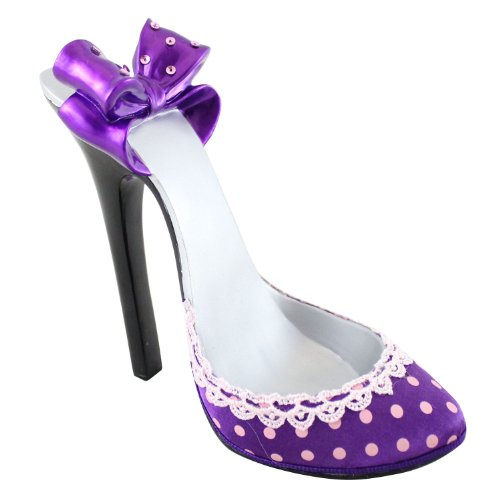 jacki-design-polka-dot-romance-shoe-cell-phone-holder-purplejgs22998
