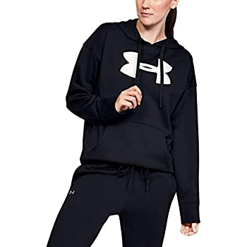 1260321-001 Black Under Armour Women/'s Freedom Tactical Hoodie