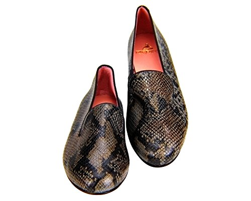 Menina Étape Katia Femmes Ballerine Chaussures Plates Nairobi Moguer