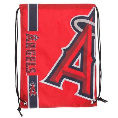 Los Angeles Angels Big Logo Drawstring Backpack