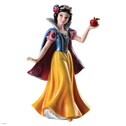 (Enesco Disney Showcase Couture de Force Snow White Princess Stone Resin Figurine)