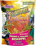 F.M. Brown Tropical Carnival Zoo-Vital Parrot and Macaw Biscotti Treat