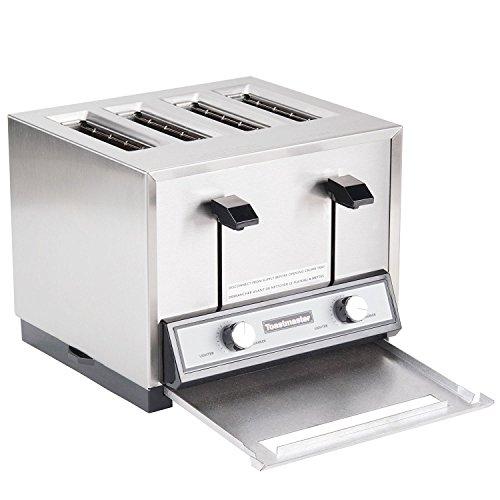 affordable Toastmaster TP424 4 Slice Pop-Up Commercial Toaster - 208/240V, 2000/2600W