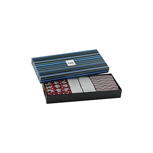 British So De Achile Coffret Cadeau 3 Hermes Paires Gris Chaussettes fwxAq0Hv