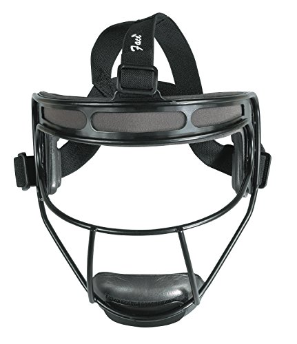 Athletic Specialties Game Face Steel Safety Mask (Pitchers Mask)