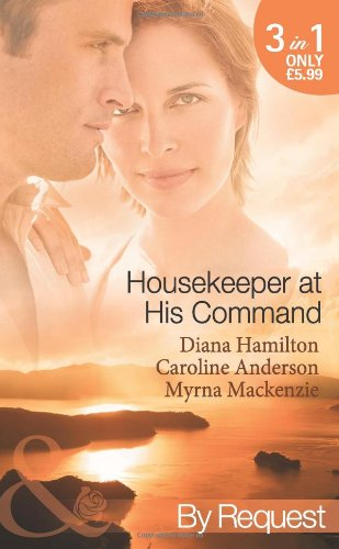 book cover of Housekeeper at His Command