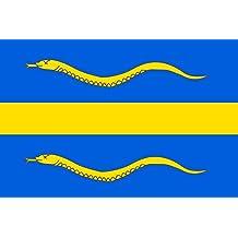 magFlags Bandera Large Pijnacker-Nootdorp vlag | Dutch municipality of Pijnacker-Nootdorp | Commune neerlandaise de Pijnacker-Nootdorp | Niederlänischen Gemeinde Pijnacker-Nootdorp | Zuid-Holland