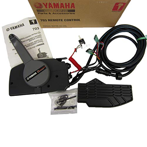 YAMAHA SIDE MOUNT CONTROL BOX 10 PIN 703-48207-22-00