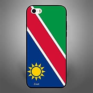 iPhone SE Namibia Flag