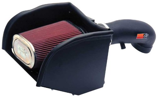 Fuel Update Kit Injection (K&N Performance Cold Air Intake Kit 57-3013-2 with Lifetime Filter for 1996-2000 Chevrolet/GMC Truck/SUV V8)