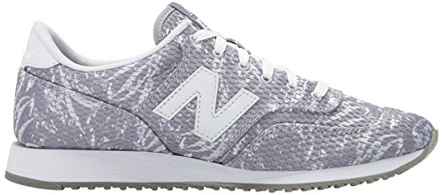 New Balance de las mujeres cw620Cumbre Fashion Sneaker gris
