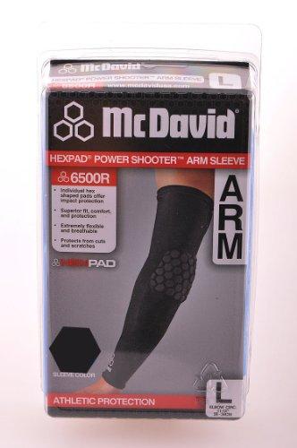 McDavid HexPad Power Shooter Arm Sleeve