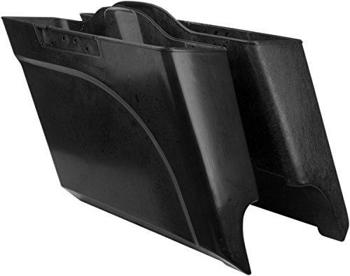 Arlen Ness Exhaust - Arlen Ness 60-155 Angled Saddlebag