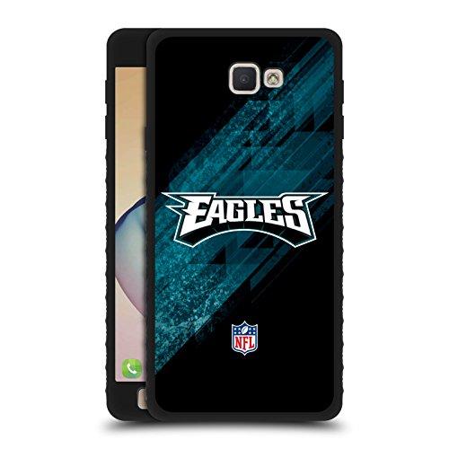 iladelphia Eagles Logo Black Armour Lite Case for Samsung Galaxy J7 Prime ()