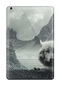 Hot Special Skin Case Cover For Ipad Mini, Popular Animal Wolf Phone Case 1078419I39465860