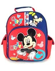 Small Backpack - Disney - Mickey Mouse - Sunshine V2 12