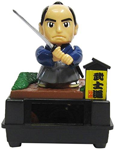 res Solar Samurai Figurine Toy Japanese Bushido Figurine (Samurai Mini Figure)