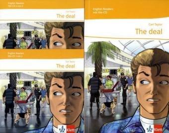 The deal: Lektüre mit 2 Audio-CDs Klasse 8 (English Readers)