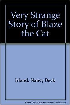 Book The Very Strange Story of Blaze the Cat