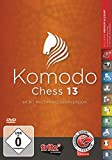 Komodo 13 Chess Playing Software Program - World Champion bundled with ChessCentral s Art of War for Windows PC