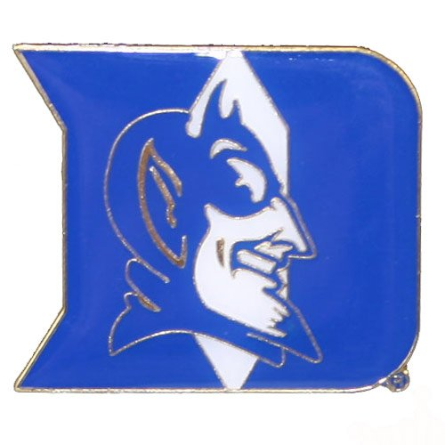 NCAA Duke Blue Devils Logo Pin